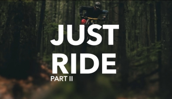 Video: JUST RIDE - krásná promo videa od Green Mammoth Designz Apparel