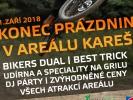 Pozvánka: Konec prázdnin v Areálu Kareš