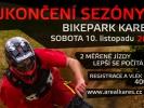 Ukončení sezóny v Bikeparku Kareš