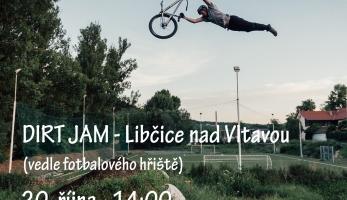 Teodor Kováč a Jakub Vencl zvou na Dirt Jam do Libčic