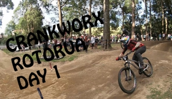 Video: Jakub Vencl - Crankworx den 1.