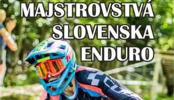 Info: Mistrovství Slovenska v enduru se pojede v září a na oči