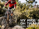 Video: Matěj Charvát - Pre-season DH training - San Remo