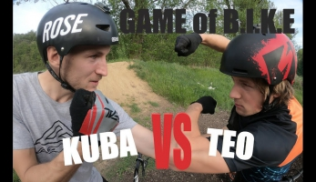 Video: Game of B.I.K.E - Kuba Vencl vs. Teo Kováč