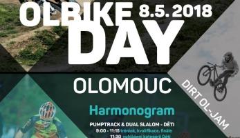 OLBIKE DAY pořádně odstartuje bikování v Olomouci v 2018