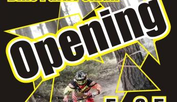 Opening bikeparku Peklák již 5. května