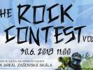 Pozvánka: The Rock Contest vol. 2 - downhill v Zašové