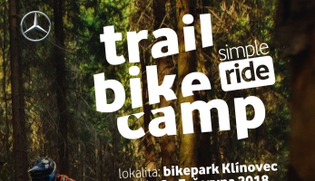 Simpleride Trail Bike Camp - Gaspiho camp na Klínovci