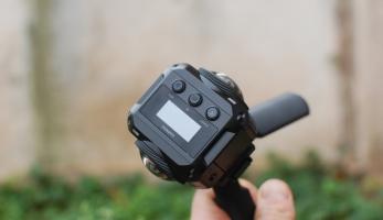 Test: Garmin VIRB 360 - kamera, co točí kolem dokola