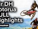 Video: Tomáš Slavík třetí na Air DH na Crankworx Rototua