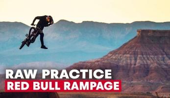 Video: Red Bull Rampage 2019 - první jízdy a tréninky