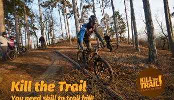Škola jízdy Kill the Trail vstupuje do třetí sezóny