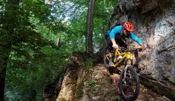 Zážitek: Michal Prokop - na kole v Maďarsku?!