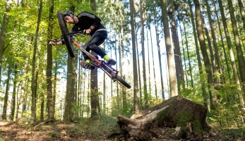 Video: Dominik Puffer - Czech Style Hardtail riding