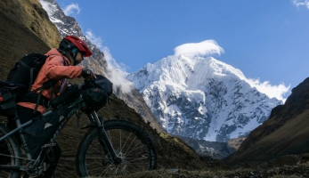 Report: MTB-weltenbummler crossing Peru