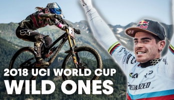 Video: UCI DH World Cup 2018