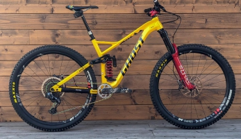 Bikecheck: Tomáš Slavík postavil Ghost SLAMR X kompletně na elektrice