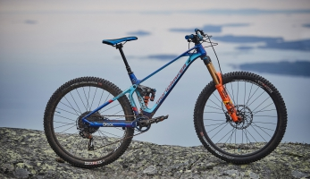 Bikecheck: Gaspi poskládal novou Mondraker Super Foxy RR