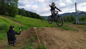 Report: Mládí vpřed 2019 v Bikeparku Kareš