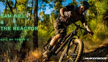 Video: Sam Hill - Trail Hooligan