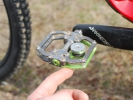Test: pedály MagPed Sport 20 drží botu magnetem