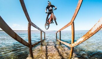 Video: Danny MacAskill x adidas Outdoor : Welcome to the Family