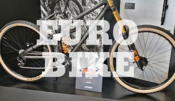 Eurobike - střípky prvního dne