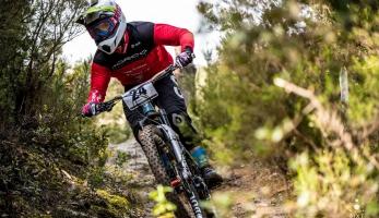 Report: Max Adami na Enduro Salines