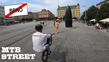 Video: Kuba Vencl - Brno - MTB street