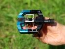 Test: CrankBros Mallet E - spojují výhody nášlapných i volných pedálů