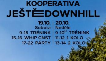 Pozvánka: Kooperativa Ještěd Downhill - rozlučka se sezónou