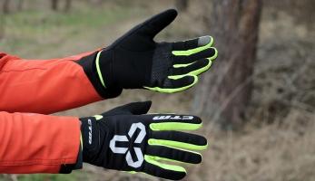 Test: zateplené rukavice CTM Warmer