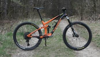 Test: Transition Scout - trailbike křížený dirtovým kolem