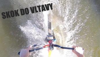 Video: Kuba Vencl - vyřešil jak jezdit ve vedrech
