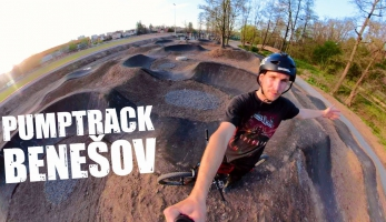 Video: Kuba Vencl - pumptrack Benešov