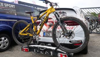 Bikecheck na nosiči: Ghost FR AMR Michala Prokopa - má tam duši