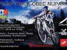 Pozvánka: Slavnostní otevření Pumptrack Nupaky - první Velosolutions pumptrack u nás
