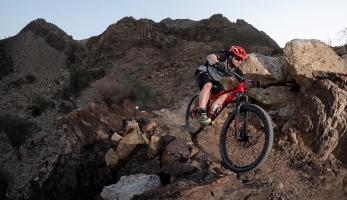 Exotika: Michal Prokop na trailech ve Spojených Arabských Emirátech