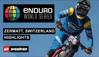 Světová enduro serie zakončena ve Švýcarsku - celkově vyhrává Hill