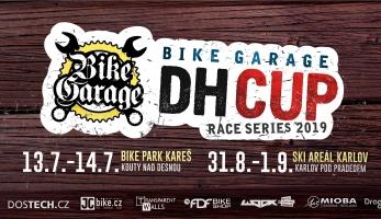 Pozvánka: Bike Garage DH cup Karlov již tento víkend