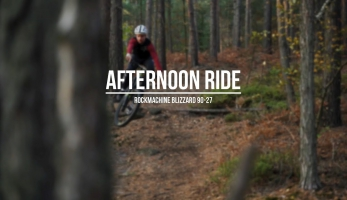 Video: Jakub Fišer - Afternoon ride