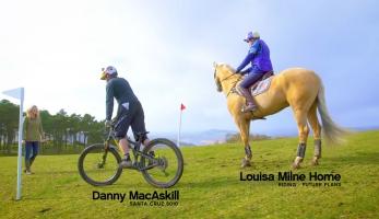 Video: Danny MacAskill zařval íhahaháááá