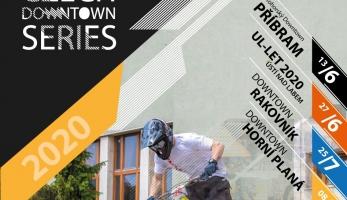 Czech Downtown Series zná své termíny