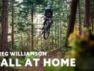 Video: Greg Williamson na domácích tratích