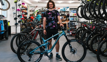 Ako si vybrať nový bicykel aneb jak Filip Kopca vybíral nový stroj - Transition Scout