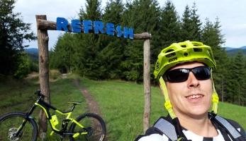 VSTÁVAJ, MIŠO! - pomozte bikerovi na cestě k uzdravení