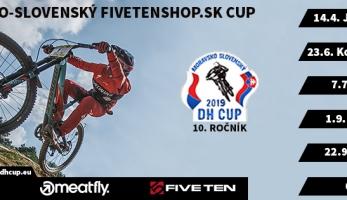 Moravsko-Slovenský FiveTen shop.sk cup vstupuje do své desáté sezóny