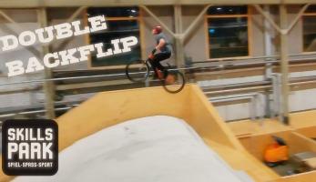 Video: Kuba Vencl - Double Backflip