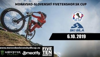 Moravsko-Slovenský FiveTen shop.sk cup finišuje... na Bílé