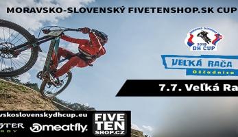 Pozvánka: Moravsko-Slovenský FiveTen shop.sk cup  Velká Rača